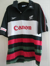 1998-1999 Sharks Rugby Union Home Shirt adult small (37854)