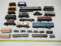 Job Lot of Hornby & Grafar Model Trains and Tender