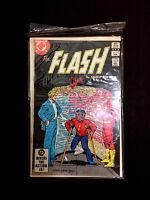 """The Flash"" The Fastest Man Alive! Jan #317 60cent DC Comic - LKNew"