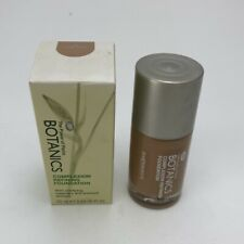 BOOTS BOTANICS COMPLEXION REFINING FOUNDATION 25ML -  40 STAR ANISE