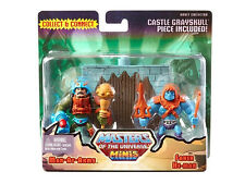 Mattel MOTU Classics Mini Masters MAN-AT-ARMS & FAKER