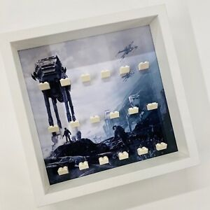 Display Frame for Lego Star Wars AT AT no figures 27cm