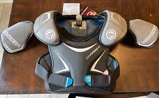 New listing Maverik Charger EKG Lacrosse Youth Shoulder Pads, Medium, New w/ tags