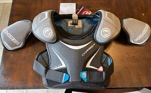 Maverik Charger EKG Lacrosse Youth Shoulder Pads, Medium, New w/ tags