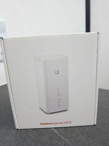Vodafone GigaCube CAT19 PIN-frei SIM Mobiler Router (NEU, OVP)