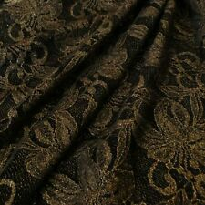 """More than 60"""" Floral Lace Craft Fabrics"""