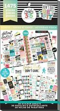 Create 365 The Happy Planner mamBi Value Pack Stickers WORK IT OUT PPSV-07 NEW!