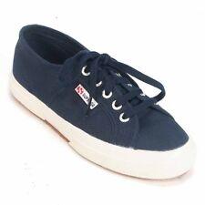 Superga 2750 COTU Classic Navy Unisex Fashion Sneaker Size 38 M