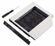 for Dell Inspiron 700m 710m 5100 5150 5160 TS-L462 2nd HDD SSD Hard Drive Caddy