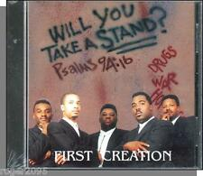 First Creation - Will You Take a Stand - New Gospel CD!