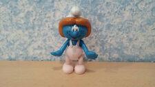 Schlumpf Sasette 2002 Mc Donalds Smurf Schlümpfe aus Sammlung 3