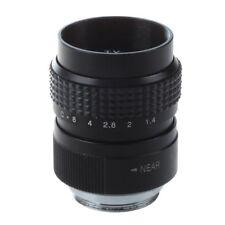 Nero 25 mm F1.4 Lens CCTV B5M8 G4D0