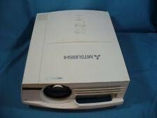 Mitsubishi XL5980U 1080I Video Projector 5500 Lumens Tested & Working $12K New