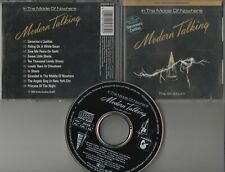 Modern Talking  CD  IN THE MIDDLE OF NOWHERE   ©  1986 HANSA
