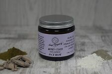 Natural Mixed Clays Face Mask / Hair,Mask Mineral clays and Seaweed blend 120g