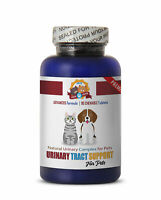 Bladder Health Dog Cat Urinary Tract Support Cranberry Pills Exp-10/2022