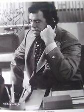Star Trek JOHN SCHUCK hand signed photo