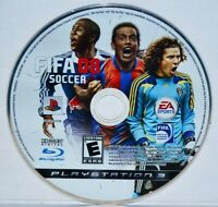 FIFA Soccer 08 (Sony PlayStation 3, 2007) PS3 EA Sports Video Game Disc Only