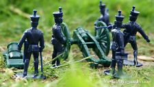 Armies in Plastic French Line Howitzer & Mortar Napoleonic Wars 1/32 Scale 54mm