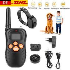 Antibell Halsband Collar  Erziehungshalsband Ton Vibration Ferntrainer Für Hunde