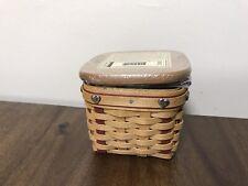 Longaberger 2002 Small Sweetest gift basket