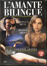 L'AMANTE BILINGUE, con Ornella Muti DVD NUOVO