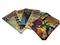 Vintage Comic Books 5 In Lot Harvey Treasure Chest Disney Casper Donald Duck