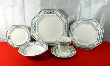 """61-PIECES (OR LESS) OF NIKKO CLASSIC COLLECTION """"NEWPORT"""" PAT #241 FINE CHINA"""