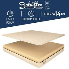 Materasso 160 x 190 cm Matrimoniale in Lattice Easy Latex - by Baldiflex