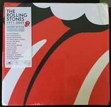THE ROLLING STONES 1971-2005-LIMITED EDITION 14 ORIGINAL ALBUMS BOX SET-REMASTER