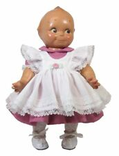 "12"" Pinafore Dress for Kewpie Dolls"