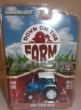 1/64 Greenlight 1984 Ford 5610 Tractor with Cab
