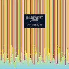 BASEMENT JAXX - The Singles (Vinyl 2LP) 2014 - XL40187 - NEW / SEALED