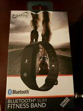 Supersonic Sc-63Fb Bluetooth Slim Fitness Tracker w/ Heart Rate & Gps New