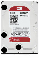 "Western Digital WD Red 3 TB 5400 RPM 3.5"" SATA Disco Rigido interno WD 30EFRX"