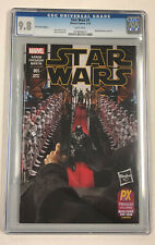 Marvel Star Wars #1 NY Toy Fair Edition CGC 9.8 March 2015 3/15 Hasbro (BB MO)