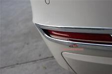 For BMW 3 Series Sedan F30 328 335 2013 - 2015 Chrome Rear Fog light Bezel Cover