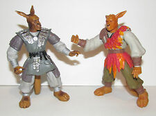 "Warriors of Virtue YEE & CHI  6"" Action Figure"
