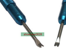 2 Pieces Watches Hand Remover Precision Tool Set Horotec Style 0102