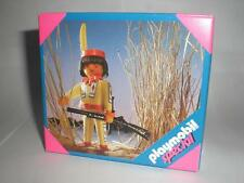 Playmobil special 4504 Indien Apache scout OVP NEUF v2