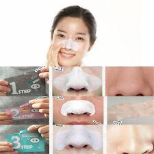 1/2/3 pc Black Head Remover 3 Step Kit Pig Nose Clear Blackhead Cosmetics Holika