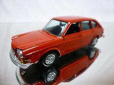 GAMA MINI 1125 VW VOLKSWAGEN 411 - RED 1:43 - VERY GOOD CONDITION