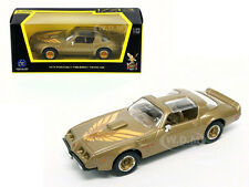 1979 PONTIAC FIREBIRD TRANS AM GOLD 1/43 DIECAST MODEL BY ROAD SIGNATURE 94239