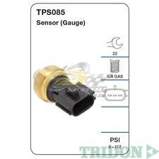 TRIDON OIL PRESSURE FOR Nissan 350Z 12/05-03/07 3.5L(VQ35DE) DOHC 24V