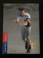 * GRADE READY * 1993 UpperDeck SP Baseball DEREK JETER ROOKIE FOIL, Yankee HOFER