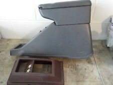 87-95 Nissan Pathfinder D21 2pc Center Console Arm Rest - Must See