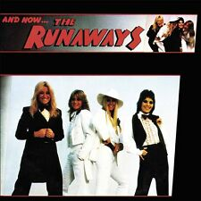 The Runaways - And Now... The Runaways - Vinyl LP *NEW & SEALED*