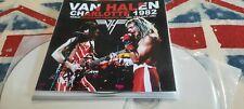 VAN HALEN Charlotte NC 1982 2 cd import Live Concert CD-R rare limited EDDIE