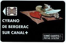 CCP69...CINECARTE PATHE...CYRANO DE BERGERAC...SC5AB...500 EX !...LUXE