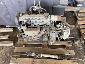 Vauxhall Nova Engine And Gearbox 1.4